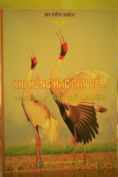Khi Hồng Hạc Bay Về - Thích Huyền Diệu
