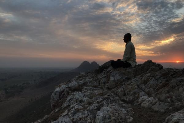 Chia sẻ của thày Huyền Diệu trên đinh núi thiêng