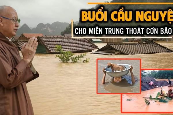 Thông tin ủng hộ lũ lụt đồng bào miền trung
